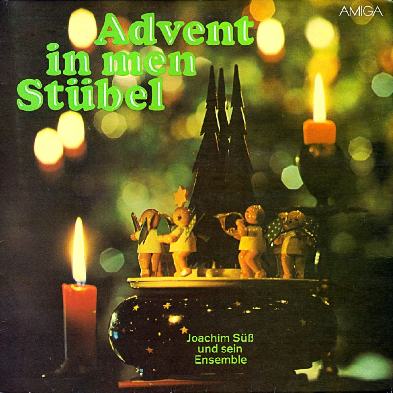 Advent in men Stübel