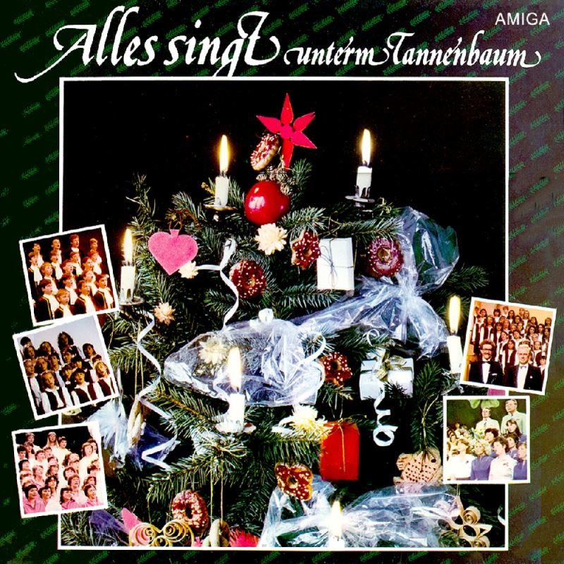 Tannenbaum Singen.Alles Singt Unterm Tannenbaum Weihnachts Show Audio Cd