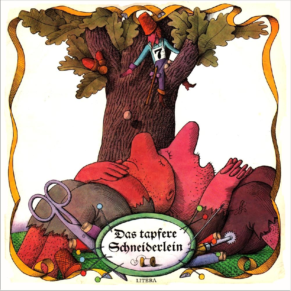 Das tapfere Schneiderlein (DDR 1980) Audio-CD