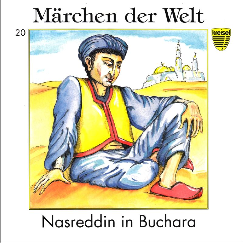 Nasreddin in Buchara