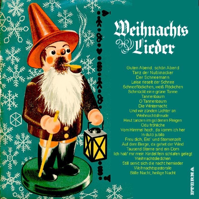 Ddr Weihnachtslieder Texte.Weihnachtslieder 1963 Ddr Audio Cd